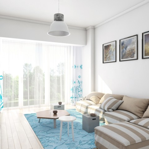 Apartament 2 camere living