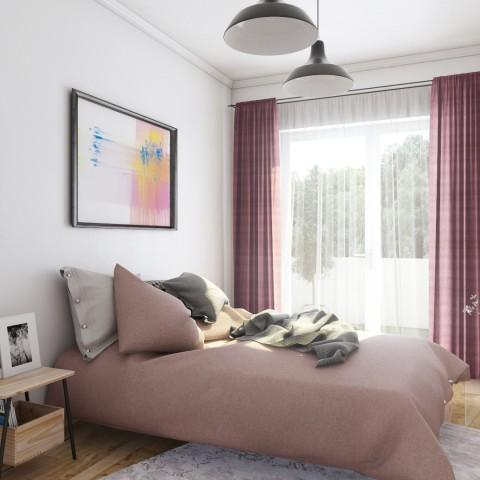 Apartament 2 camere dormitor