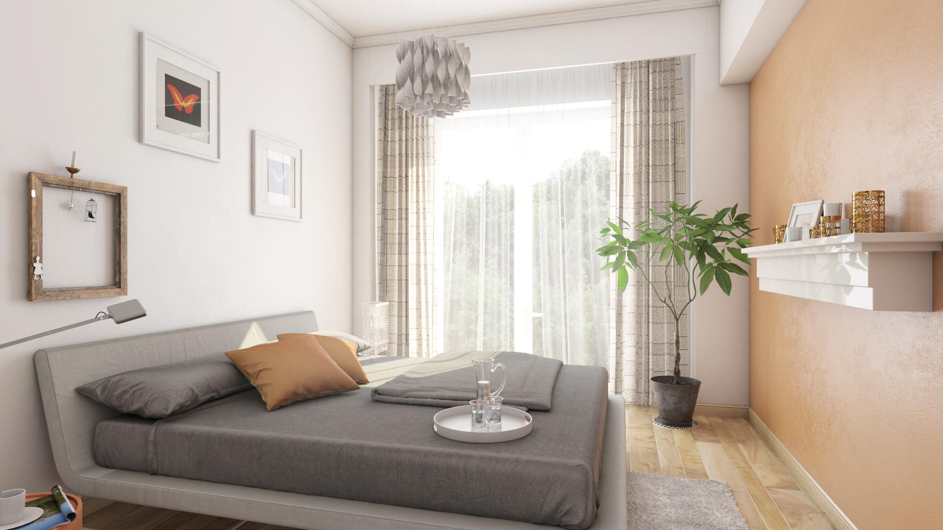 studio tip C1-A - dormitor