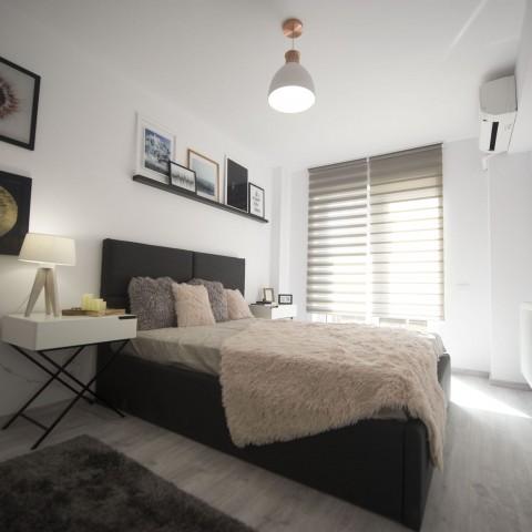 Apartament 3 camere - dormitor